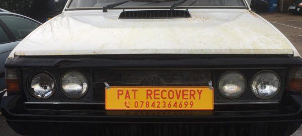 Polska Laweta Londyn, Essex, Kent – Pat Recovery