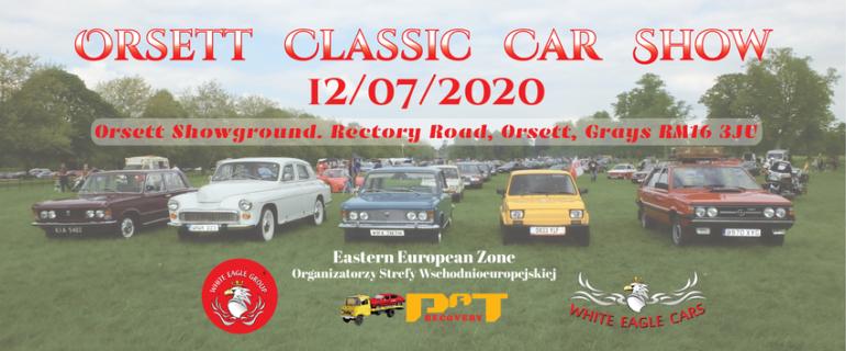 FORMULARZE ZGŁOSZENIOWE – Orsett Classic Car Show – Strefa Wschodnioeuropejska